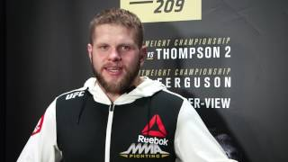 UFC 209: Marcin Tybura Knew Finish Would Come, Says Luis Henrique's Cardio Was Worst Than His