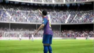 FIFA 13 - Kinect Gameplay - HD
