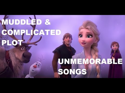 Frozen 2 Review - Bad Movie Reviews