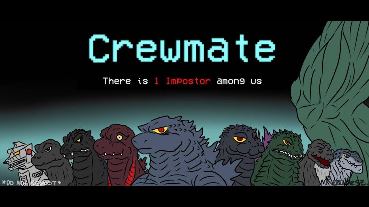 Download Godzilla KOTM | Godzilla The Imposter (Godzilla Comic Dub) (Among Us Comic Dub)