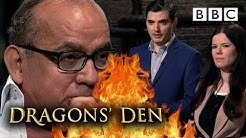 Fad? Dragons divided over jewellery candle craze!   Dragons' Den - BBC