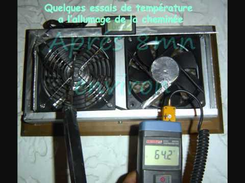 Air chaud montage d 39 un extracteur sur ma cheminee avec for Extracteur d air hygroreglable