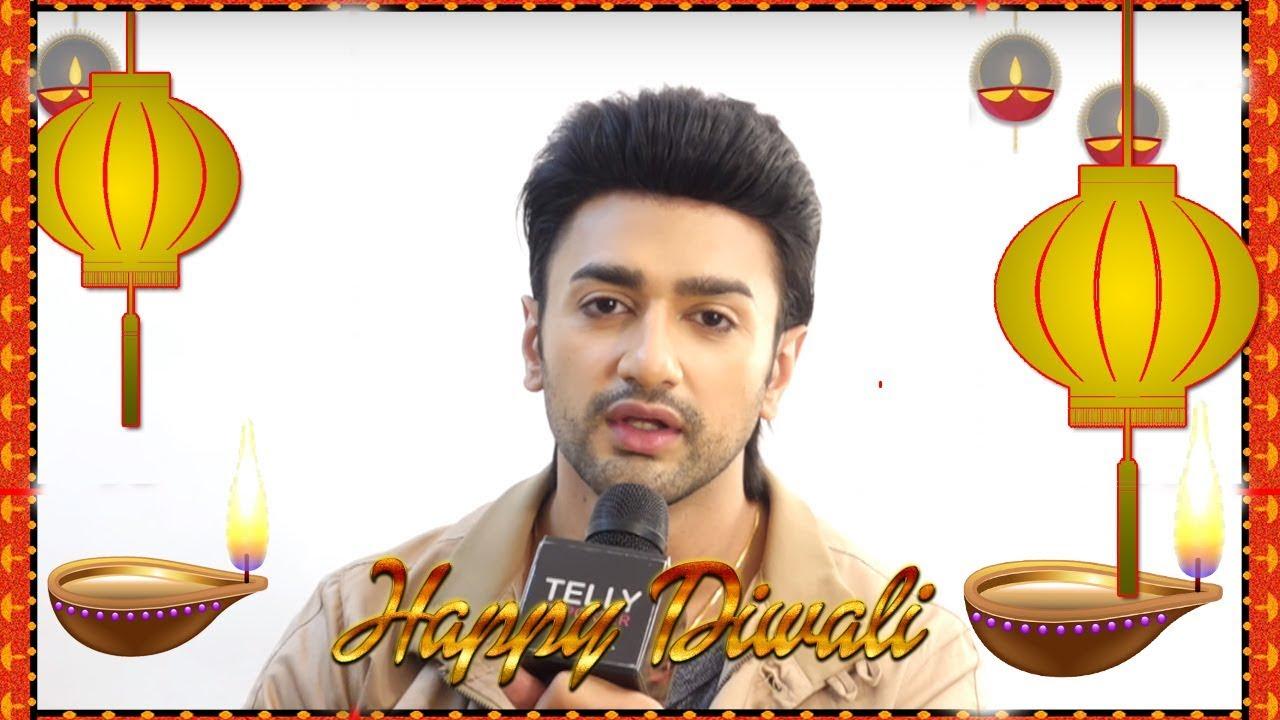 Nishant Singh Malkani Shares Childhood Diwali Memories & Celebration Plans  | #HappyDiwali2018 by Telly Reporter