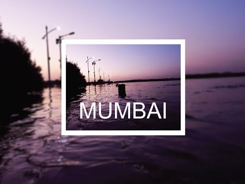 MUMBAI INDIA Travel Video- IN PICTURE done with SonyWX500 point and shoot