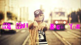 Queen - We Will Rock You | Hip Hop Remix | 2016 New Song | Free Mp3 Download