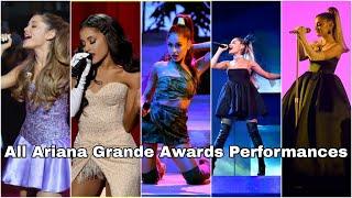 All Ariana Grande Awards Performances 2013-2020