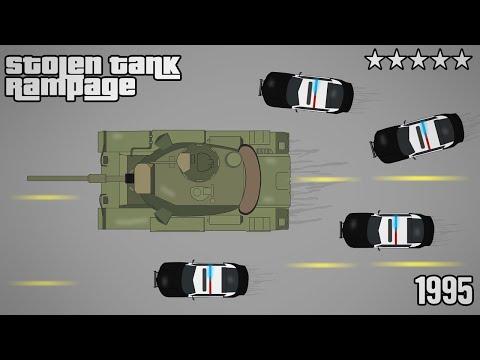 The Stolen Tank