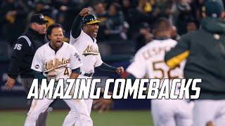MLB | Amazing Comebacks | Part 2