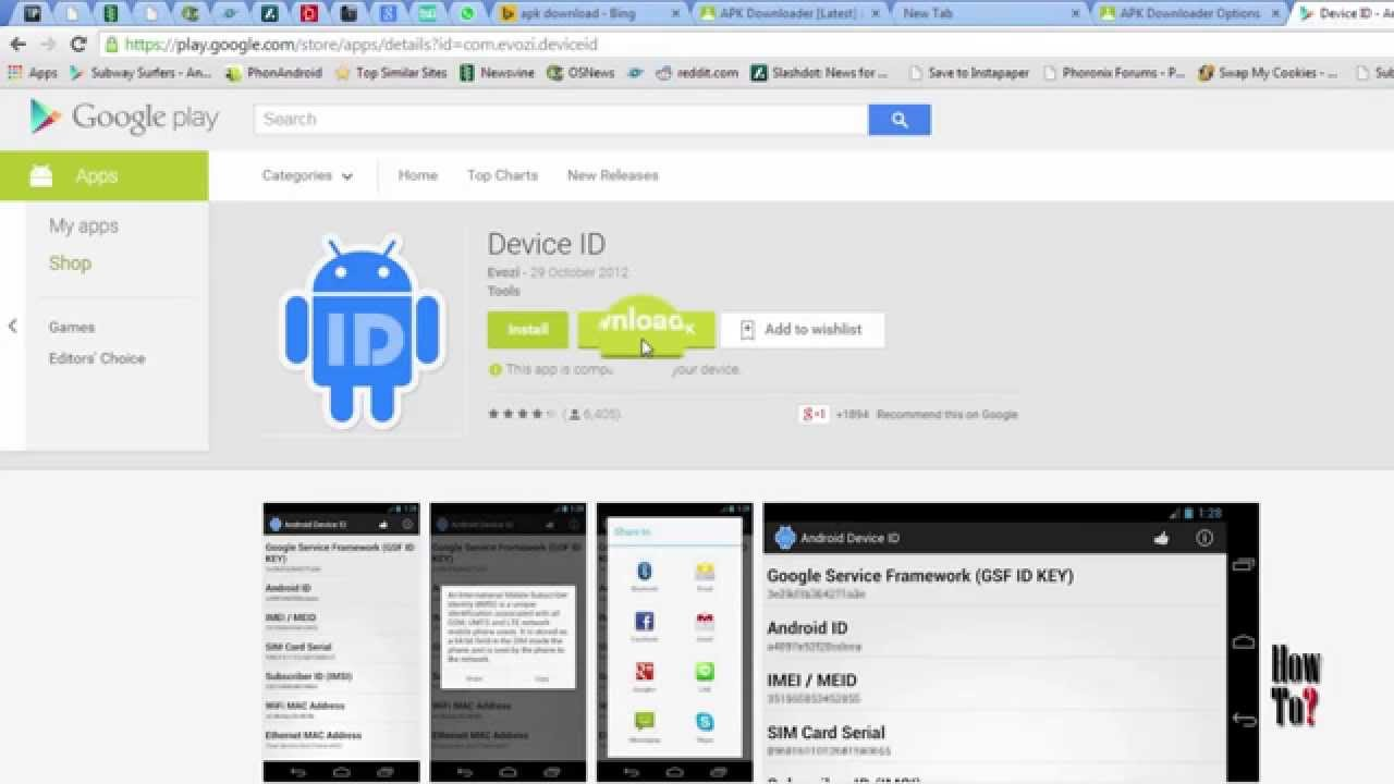 how to download android app to pc and install