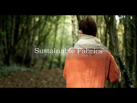 4 Sustainable Fabrics – Slow Fashion