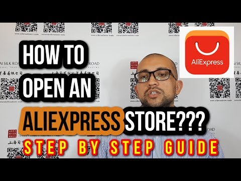 How To Start An Aliexpress Store? - Step By Step Guide (2019)