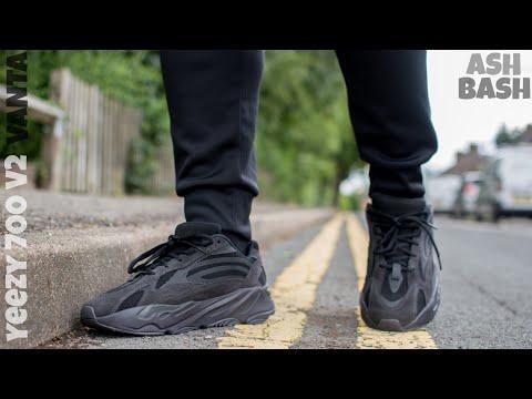 Review + On Feet   Yeezy 700 V2 'Vanta'   IT AINT BLACK