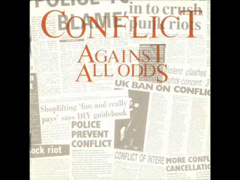 Conflict - Against All Odds (1989)