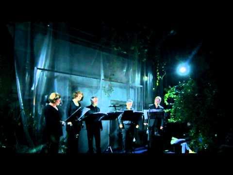 Neue Vocalsolisten Stuttgart in Kyiv, May 2015