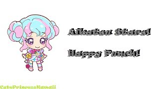 Hello guys! new video here [ Aikatsu stars! happy punch! ] If u are...