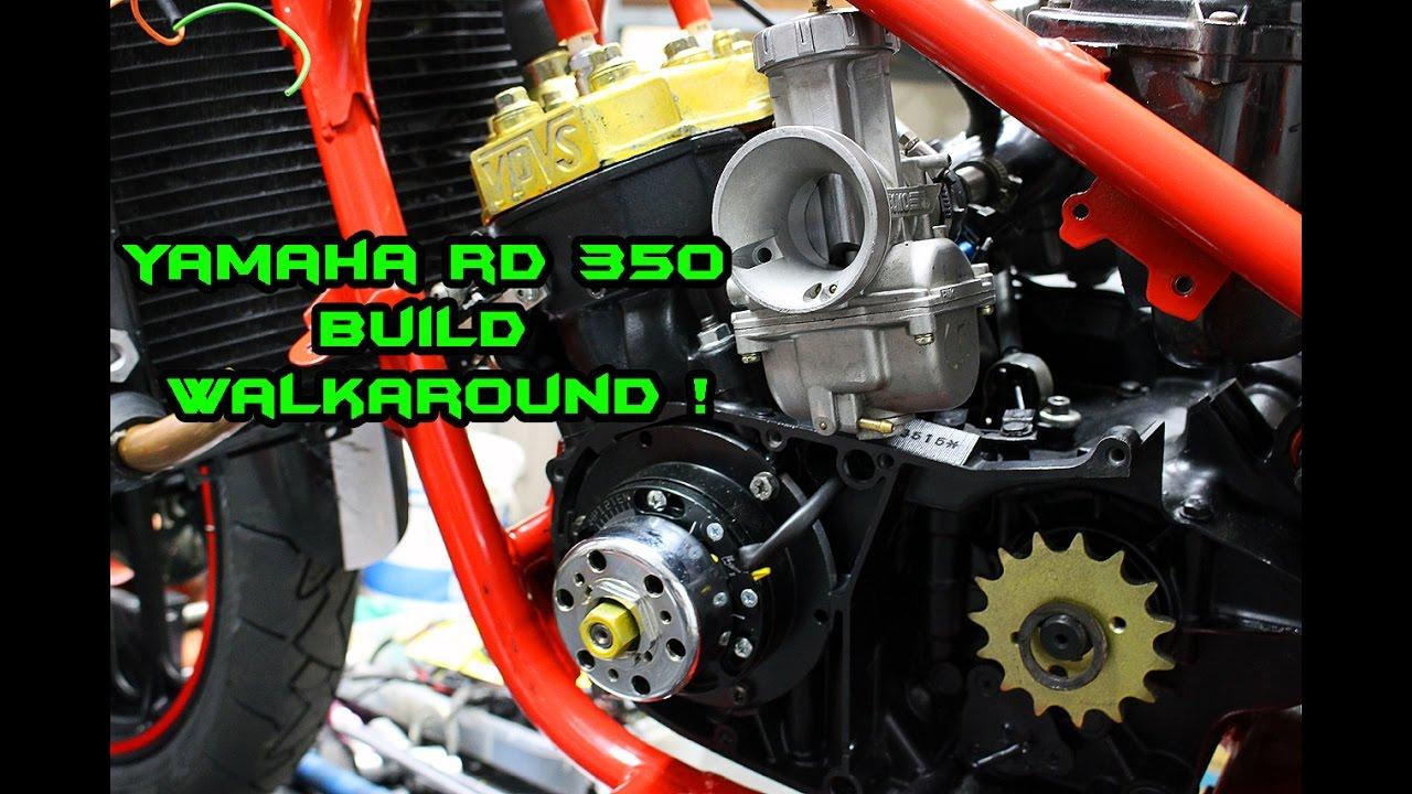 Yamaha Rd 350 Wiring Diagram - Wiring Diagrams Dock