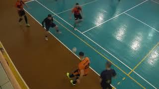 Пятерочка Центр 1 тайм Чемпионат мини футбол 2020 21
