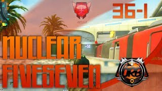 Five seven Hardcore Nuclear (Black Ops 2)
