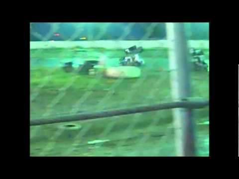 Cora Speedway Main Event Part #1 21APR12