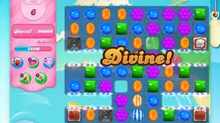 Candy Crush-Level 1633