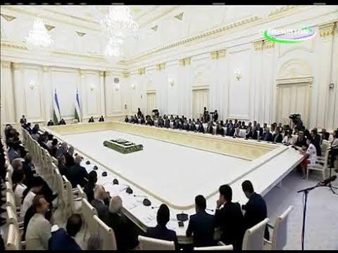 Prezident Shavkat Mirziyoyev 3-avgust kuni ijod vakillari bilan uchrashuv o'tkazdi (to'liq video)