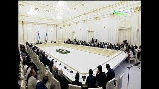 Prezident Shavkat Mirziyoyev 3-avgust kuni ijod vakillari bilan uchrashuv o'tkazdi (to