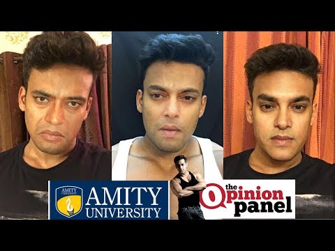 What is your review of Amity University : By Jayvijay Sachan