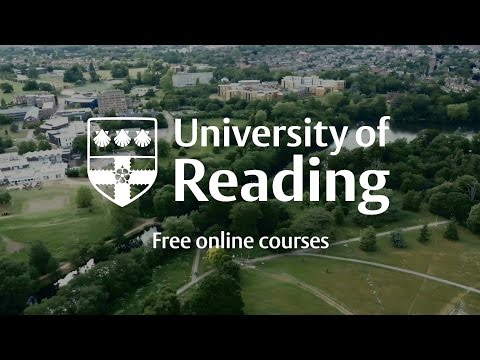 Free online courses at the University of Reading