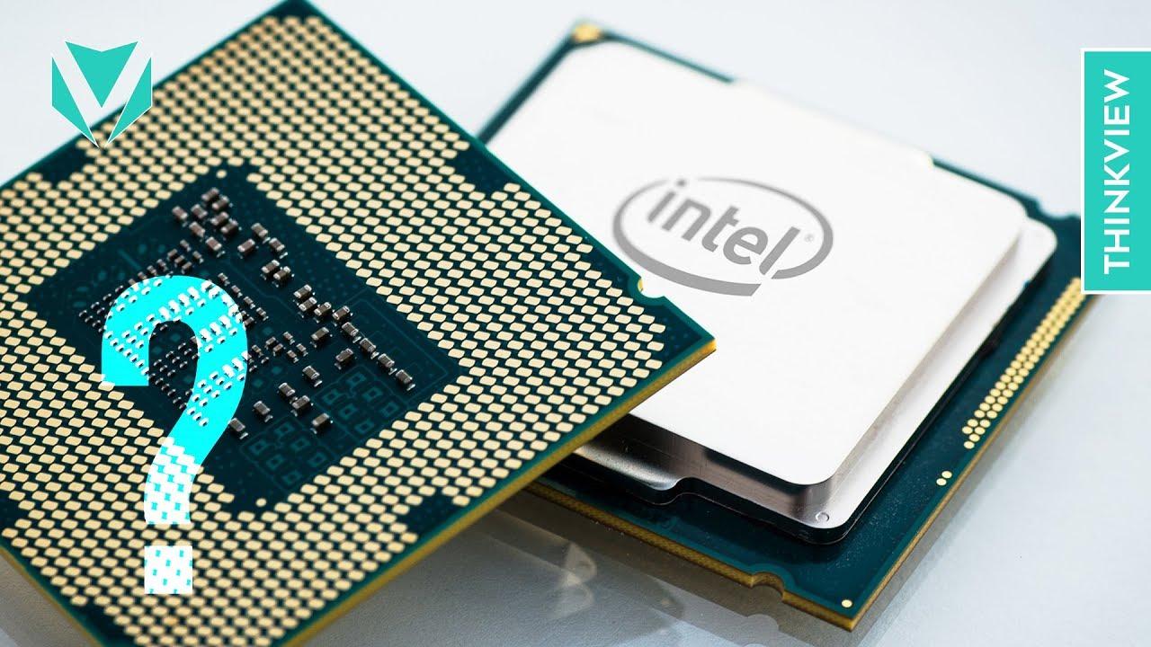 Chọn CPU PHÙ HỢP cho Laptop của bạn || ThinkView