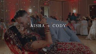 Aisha + Cody Fine Art Wedding Film | McKinney Texas | Zpro Films