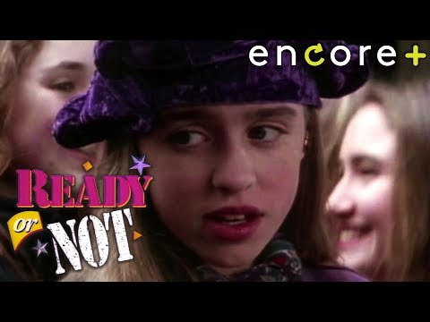 Ready or Not S. 1 Ep. 8 – Teen Drama