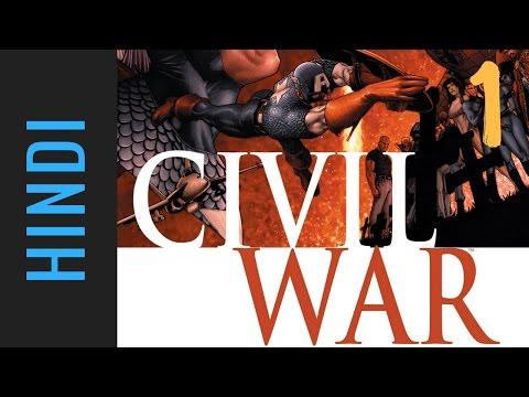 Marvel Civil War | Episode 01 | Super Comics