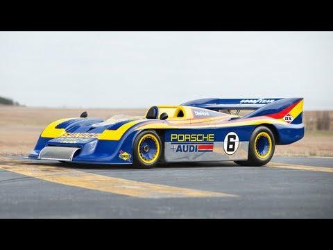 1973 Porsche 917/30 Can-Am Spyder $4,400,000