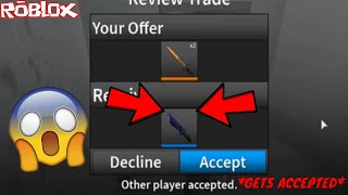 ONE OF THE BEST TRADES THIS WEEK! *FLAKES EDITION* (ROBLOX ASSASSIN GOOD TRADES! FLAKES EDITION)