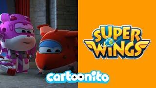 Super Wings | Spooky Castle | Cartoonito