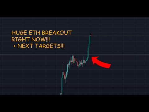 ETH ETHEREUM Price Analysis Price Prediction HUGE BREAKOUT RIGHT NOW