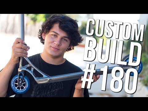 Custom Build #180 │ The Vault Pro Scooters