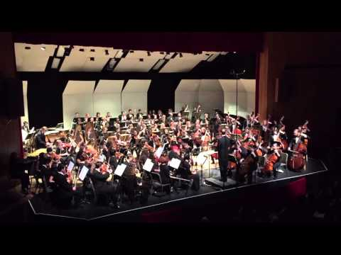 VCU & GSA Symphony Orchestras - Asteroid Field