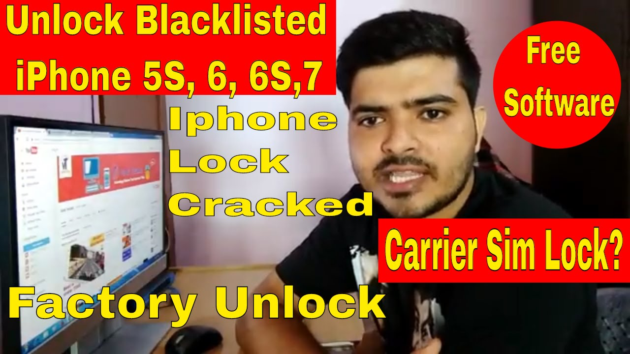 How To Unlock A Blacklisted Iphone