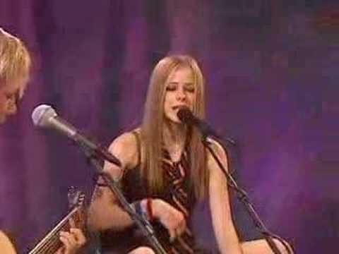 Avril lavigne Complicated (Accoustic Version)