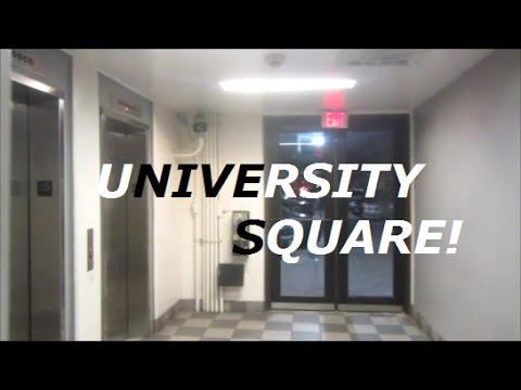 RTT: Dover (former Impulse) traction elevators at University Square Garage, Lincoln NE