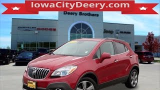 Used Buick Encore Dealer Iowa City