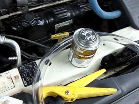 Repair Leak Air Conditioner Condensate 1999 Dodge Grand