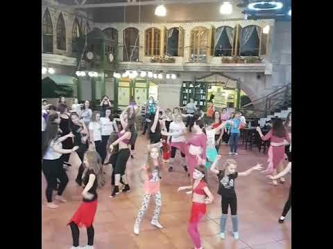 """Ali Abbasov Bellydance festival """"Eurasia Dance"""""""