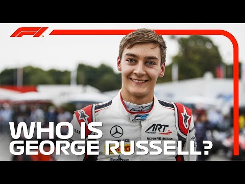 Introducing New Williams Driver George Russell