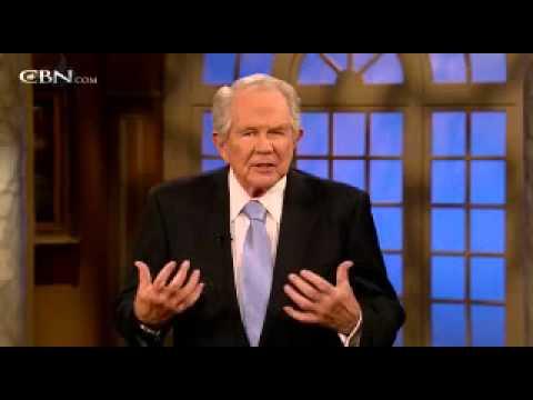 SECRET KINGDOM  -  PAT ROBERTSON - THE LAW OF PERSEVERANCE