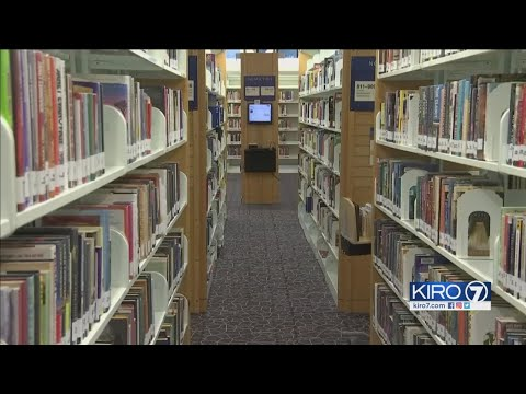 VIDEO: King County Library System Faces Off Against One Of Nation's Largest Publishers