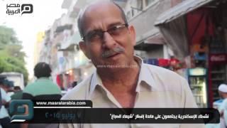 بالفيديو| نشطاء الإسكندرية يجتمعون على مائدة إفطار