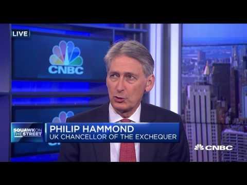 Wilfred Frost interviews Philip Hammond