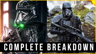 Genetically Modified Troopers   Death Troopers Breakdown & History